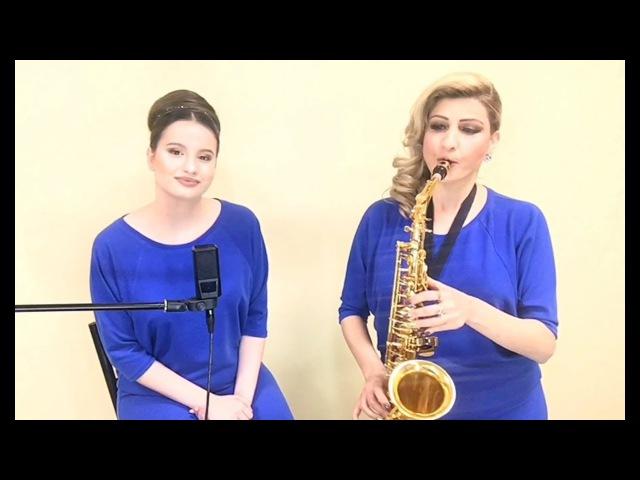 Виктория Оганисян Ов сирун сирун Наира Костанян саксофон Ով սիրուն սիրուն