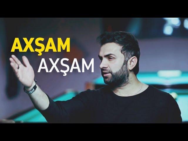 Aqsin Ferat - Axsam-Axsam (2018 Official Clip)