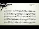 Drume Negrita. Perico Sambeat Solo. Transcribed by Carles Margarit