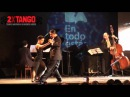 Mundial de Tango Escenario 2012 Roberto Zuccarino y Magdalena Valdez Tango Gallo Ciego