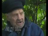 Экспедиция 2009 года станица Букановская, Пономарёв Михаил Ильич, 1913 года рождения. Ой, вы морозы
