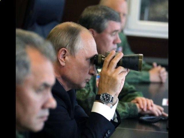 Не может шпион быть президентом огромной страны