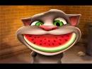 Мой Говорящий Том - Talking Tom games for Kids - Смешной прикольный кот - Том кушает!