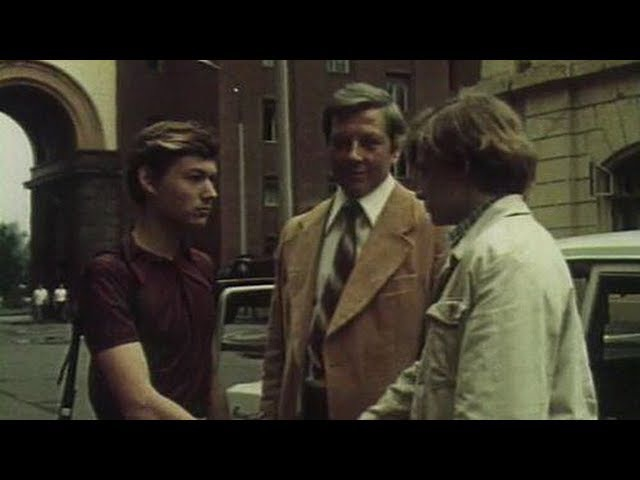 Каникулы Кроша (1980) [HD]