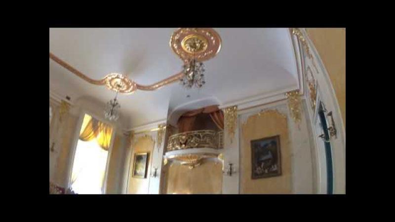 Львов. дворец Потоцких. сдесь снимали дартаньян и три мушкетёра