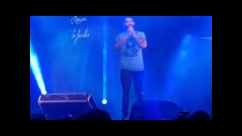 Show de Gusttavo Lima acaba em tiroteio e cantor sai do palco com medo dos tiros
