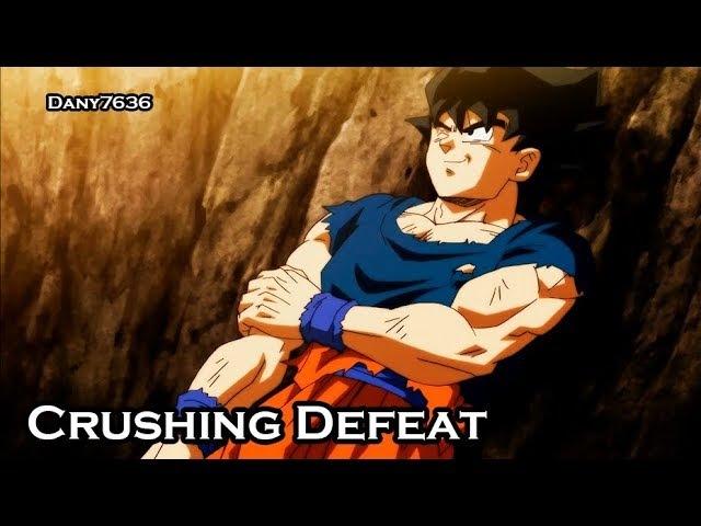 Dragon Ball Super OST : Crushing Defeat