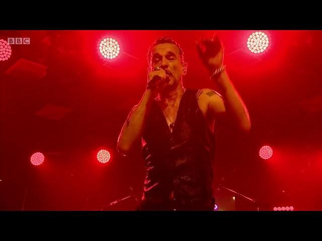 The 6 Music Festival - Depeche Mode LIVE at Glasgow Barrowlands - HD