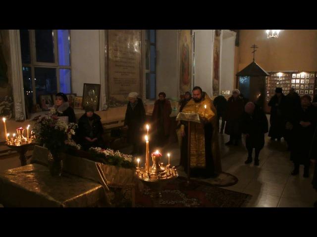 Акафист мученикам и исповедникам Гурию, Самону и Авиву
