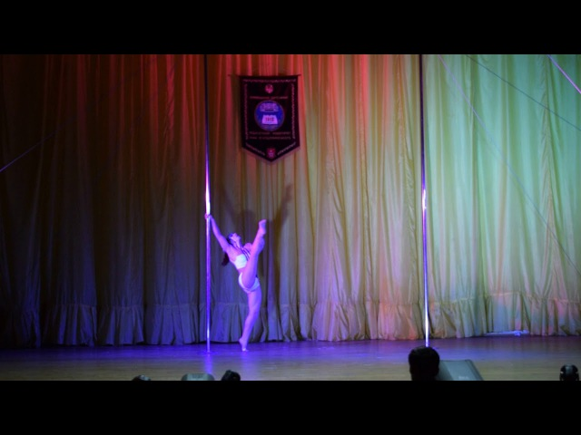 Пугач Ілона Олександрівна Royal Pole Dance POLE DANCE Дорослі жіноча категорія професіонал ...