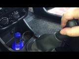 Nissan Almera замок кпп. Дополнительная защита от угона, механический блокиратор (мультилок)