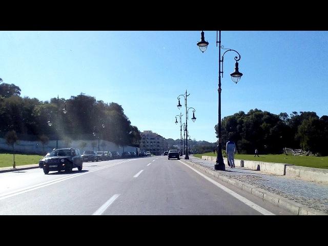 Route de la Plage Mercala_2 (Tanger)
