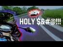 INSANE STREET RACE ☠️ 800 HP EVO vs SUPERBIKE MAXWRIST CRASH 😱