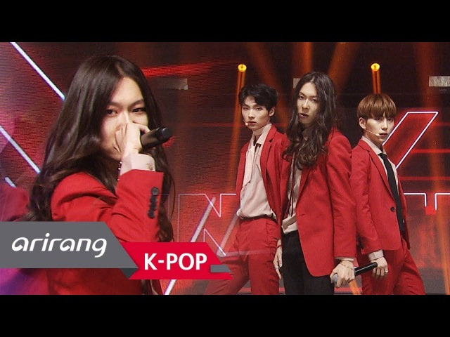 [Perf] JANG MOON BOK (With Yun Hee-Seok & So Ji Hyeok) – RED @ Simply K-Pop Ep.303 160318