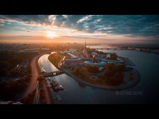 Saint Petersburg Aerial Timelab pro Аэросъемка СПб 1 online video cutter com