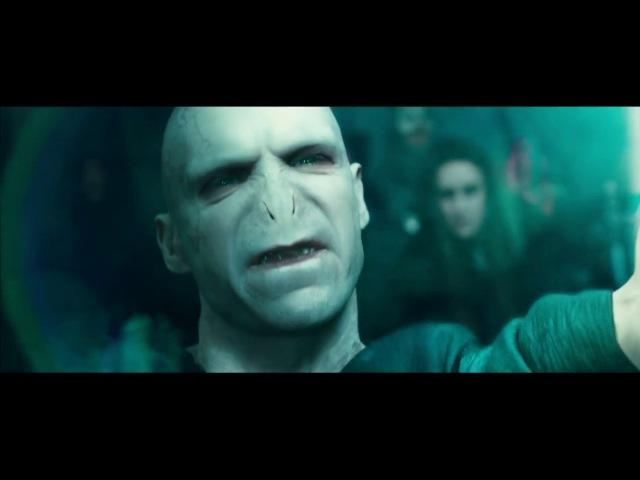Гарри Поттер и Кубок огня.Дуэль Гарри Поттера против Волан-Де-Морта.Скорбь по Сэдрику