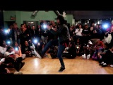 Les Twins Baltimore Workshop | Larry Freestyle