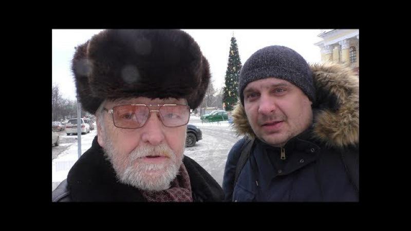 Светофор и ВГТРК 1 и ВАО 16 01 2018 22 мин