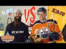 Connor McDavid VS. Brent Burns Hilarious Video from CCM - Beer League Heroes