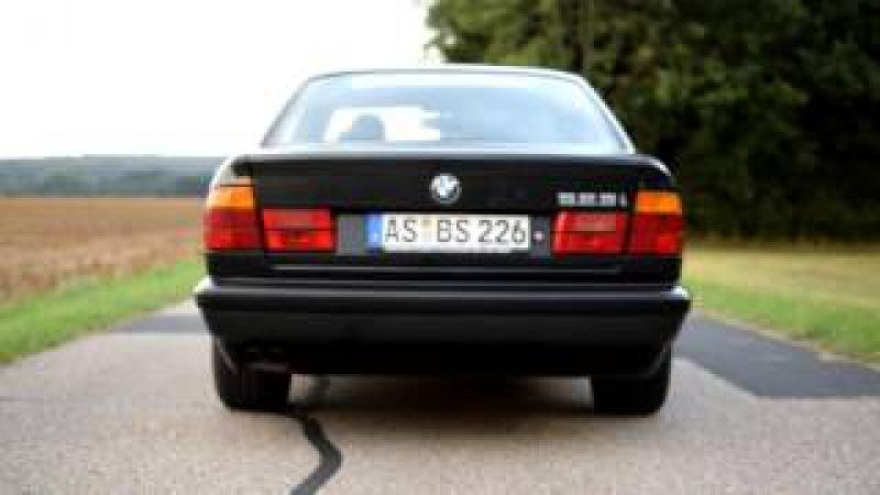 BMW E34 525i Bavaria