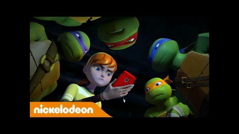 Черепашки-ниндзя | 1 сезон 10 серия | Nickelodeon Россия