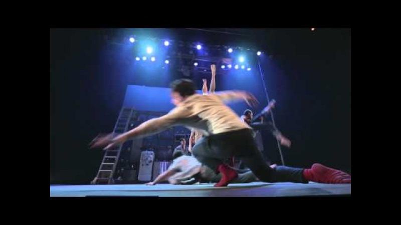 Cuisine Confessions dance highlight reel JUL 12 - AUG 7 in Boston