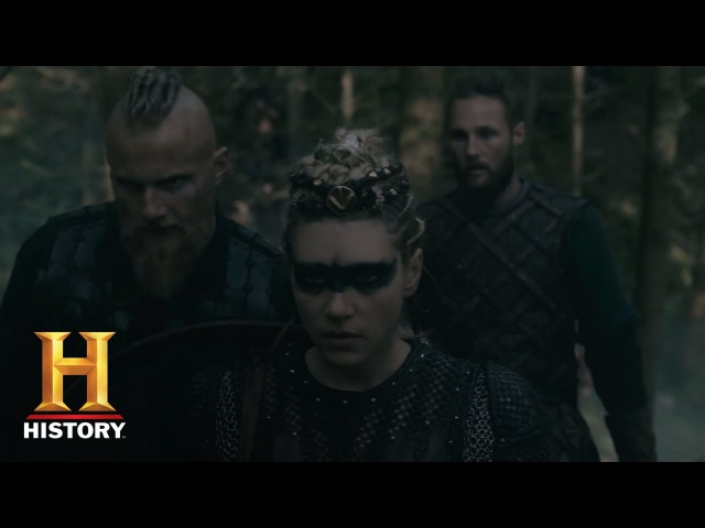 Vikings Queen Lagertha Is Ready For A Fight | Mid-Season Five Finale Airs Jan. 24 | History