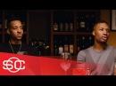 Damian Lillard and CJ McCollum dish about Trail Blazers' run this NBA season   SportsCenter   ESPN