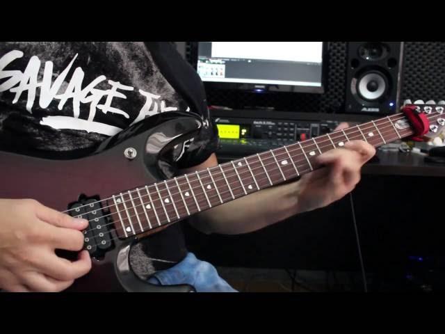 Emotional Guitar Improvisation by Stel Andre