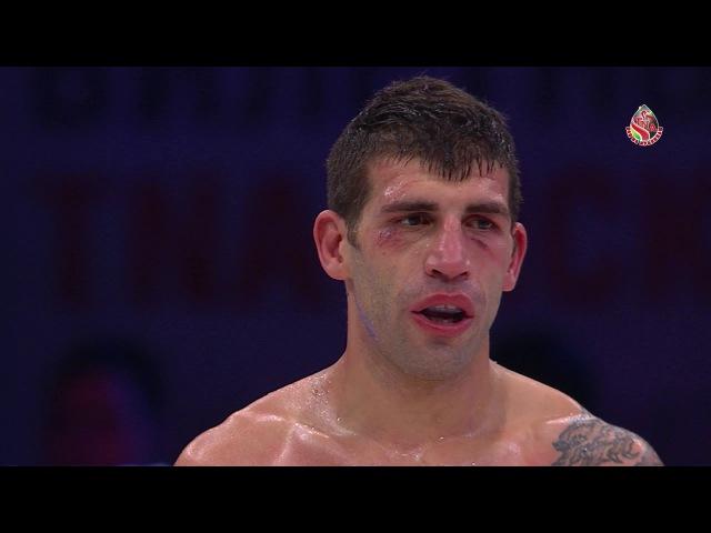 TATNEFT CUP | Hayal Dzhaniev Hambahadov VS Rosario Presti | Бои по правилам TNA
