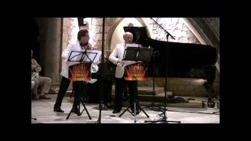 (1/2) Händel - Trio sonata for 2 violins continuo in G minor, Op. 2, No. 6, HWV 391