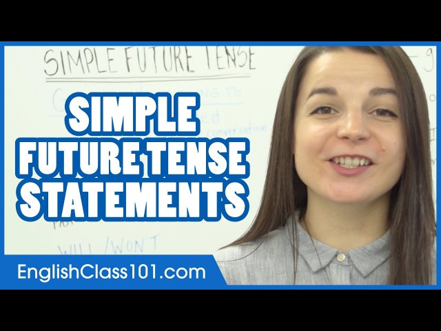 Simple Future Tense - WILL GOING TO BEING - Learn English Grammar