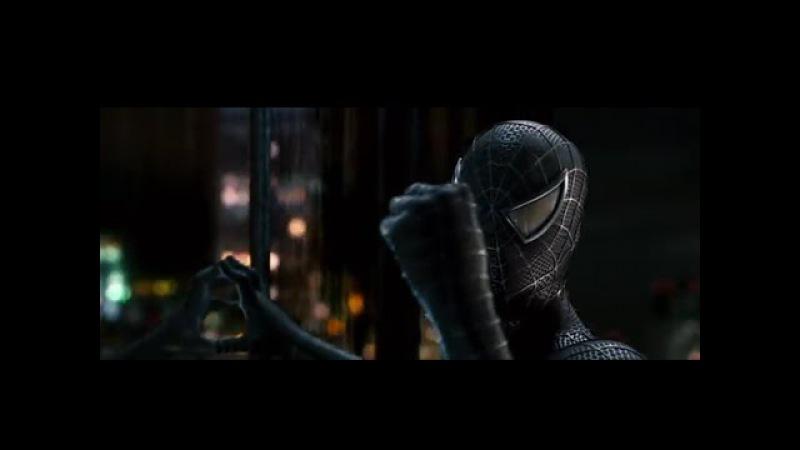 Homem Aranha 3 - uniforme negro