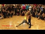 Андрей Рубежов - Яночка Как же они бесподобно танцуют! Особенно парень!