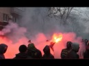 Стычка между полицейскими и активистами в Кременчуге. Подробности от полиции