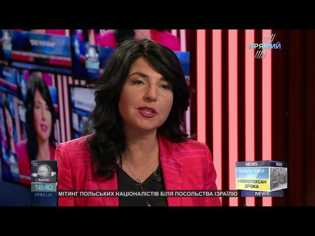 Яніна Соколовська гість програми Ехо Украни Матвія Ганапольского від 31 січня 20