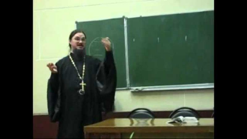 Смысл жизни человека! иерей Даниил Сысоев