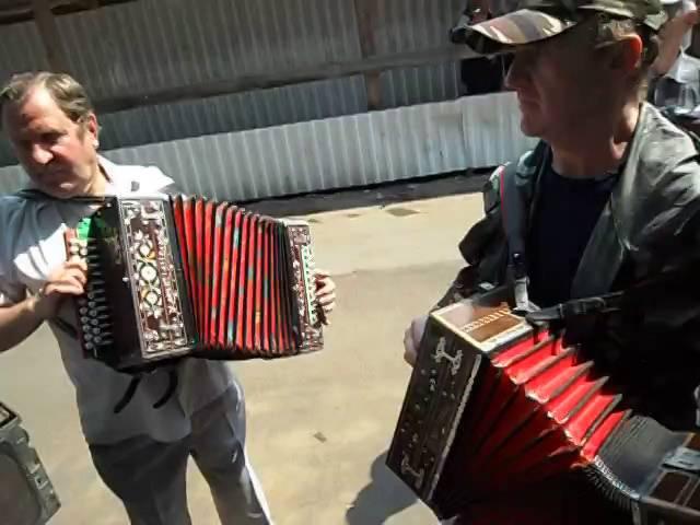 Побег из табора игра на гармоне