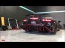 Lamborghini Aventador LP750 4 SV with Fi Exhaust