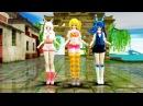 MMD FNaF Umbrella Remix