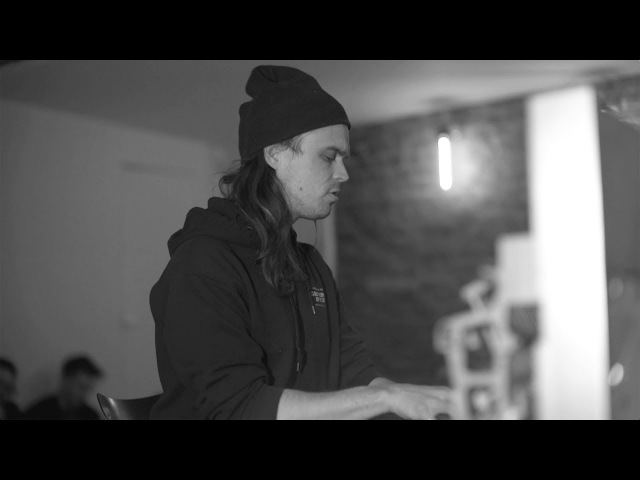 Peter Broderick - As I Roved Out (Live at the Erased Tapes Sound Gallery opening party)