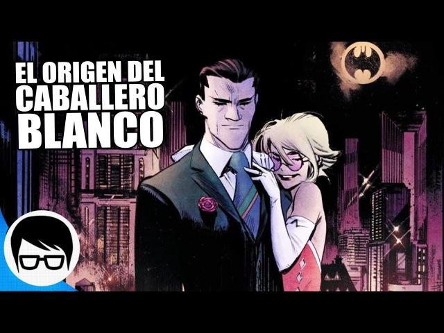 JOKER EL NUEVO HÉROE DE GOTHAM | Batman: White Knight 1 | COMIC NARRADO