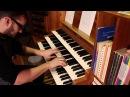 Schlussimprovisation - Hark! The Herald Angels Sing