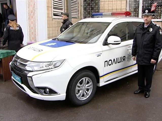 Голова нацполіції Сергій Князев відвідав Вінницьке училище департаменту поліц ...