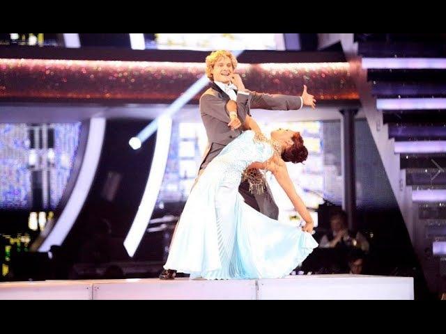 DWTS Season 18 WEEK 9 : Charlie White  Sharna - Foxtrot    Dancing With The Stars 2014