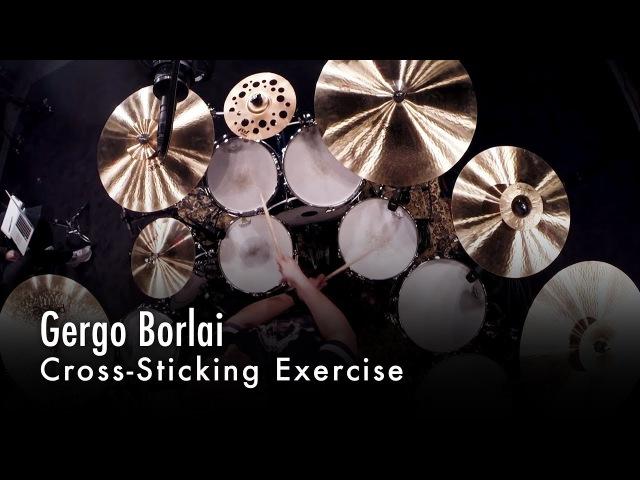 Gergo Borlai Cross-Sticking Exercise