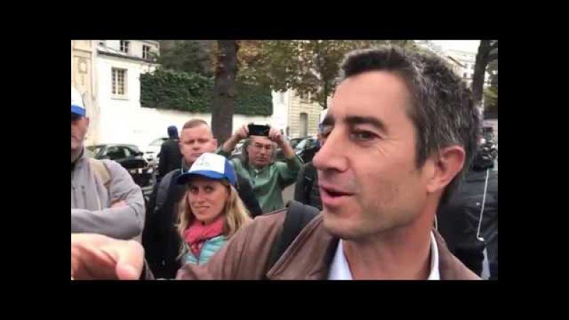 ALSTOM, QUAND LE PDG FUIT - François Ruffin