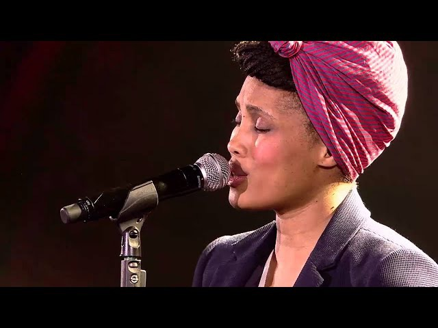 Imany - Dont Be So Shy (live) - final Must Be The Musci 11