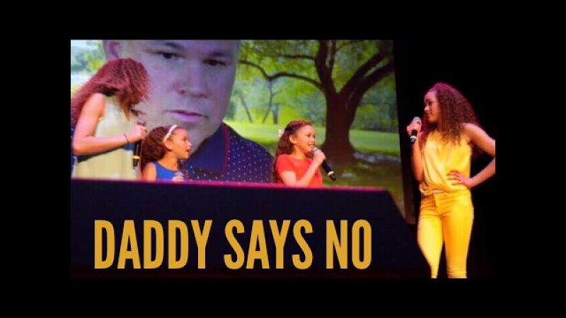 Haschak Sisters - Daddy Says No (Boston 2016)