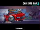 Машина ест Машину 3 игра Car Eats Car 3 - Побеждаем второго босса, про машинки как мульт 2